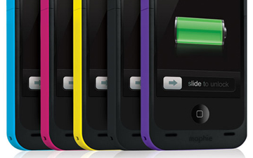 Mophie Juice Pack Plus iPhone Charging Case