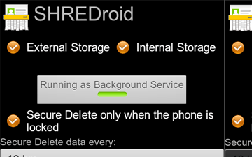 Securely Delete Data on Your Android