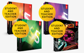 80% Off Adobe Student And Teacher Edition Software