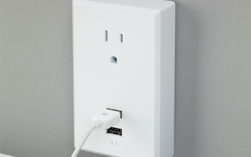 USB Wall Outlet Options