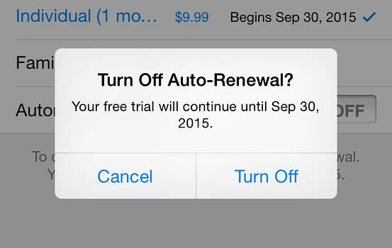 how to turn off subscriptions with optus